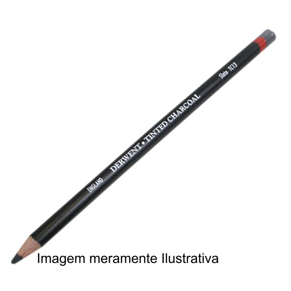 Lápis Carvão Vegetal Colorido Sunset Pink (TC03)un