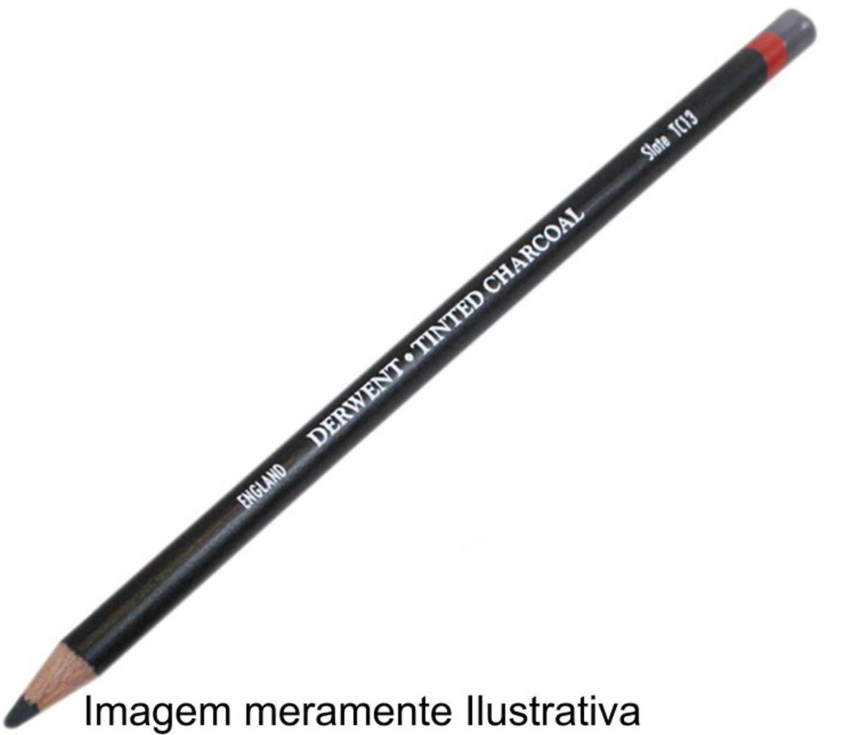 Lápis Carvão Vegetal Colorido Thistle (TC08) un.