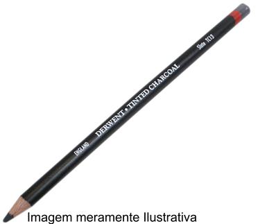 Lápis Carvão Vegetal Colorido White (TC21) un.