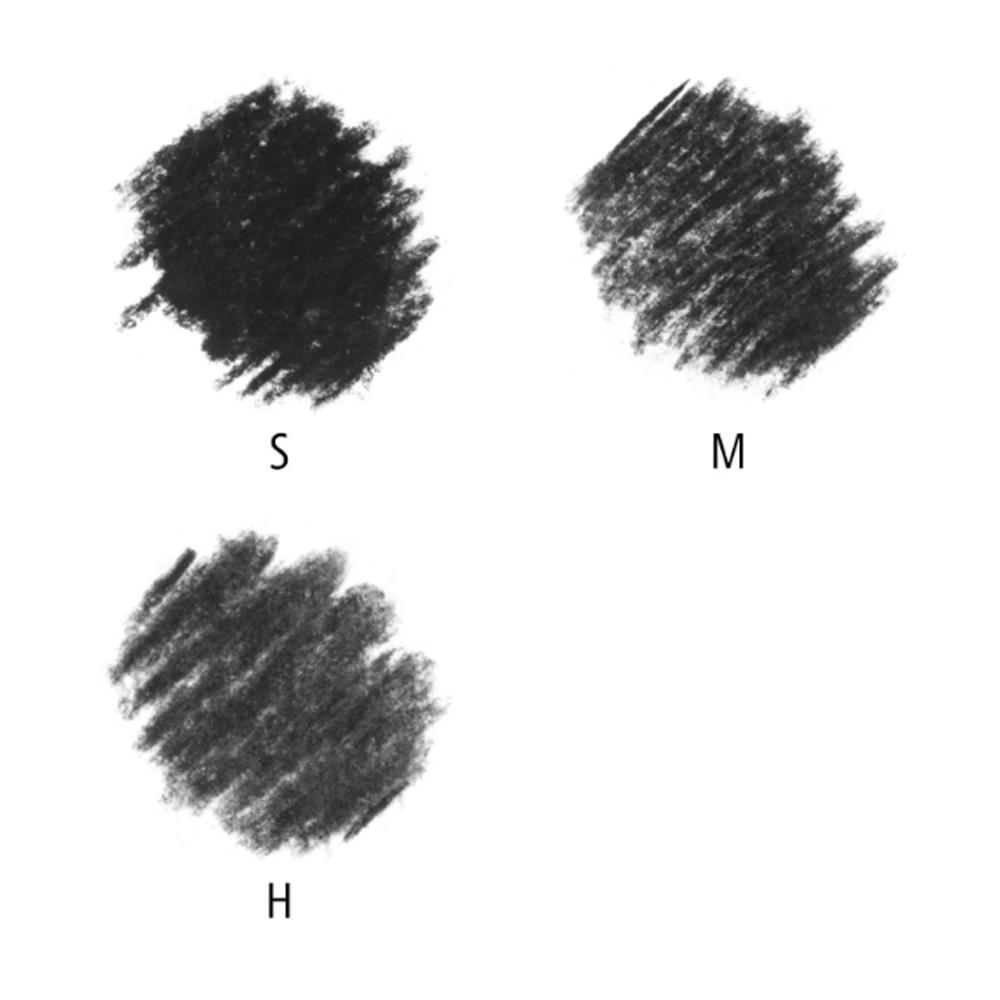 Lapis Charcoal Mars Lumograph Staedtler