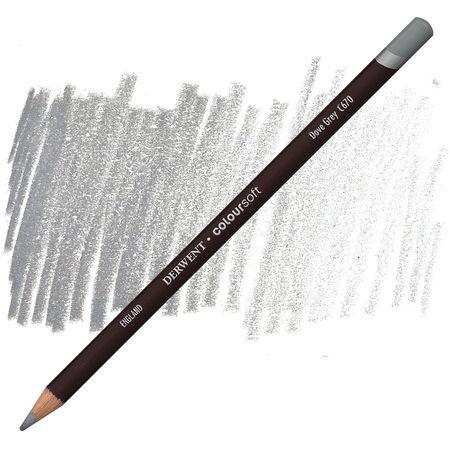 Lápis Coloursoft Derwent Dove Grey (C670) un.