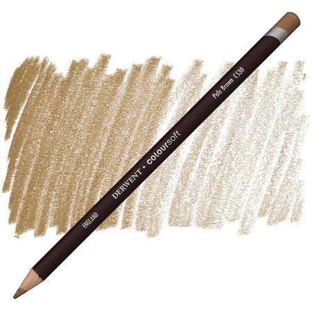 Lápis Coloursoft Derwent Pale Brown (C530)