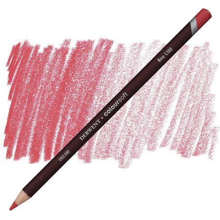 Lápis Coloursoft Derwent Rose (C100) un.
