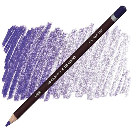 Lápis Coloursoft Derwent Royal Purple (C270) un.