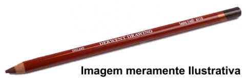 Lápis de Cor Permanente Drawing Ivory Black un.