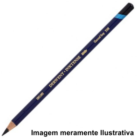Lápis Inktense Derwent Iron Blue (nº 0840) un.