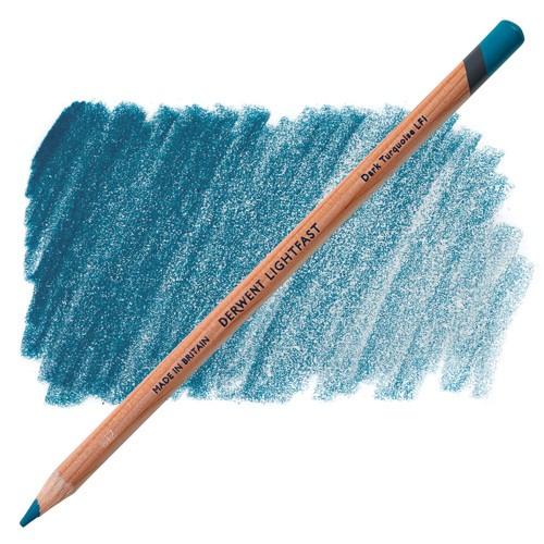 Lápis Lightfast Derwent Dark Turquoise un.