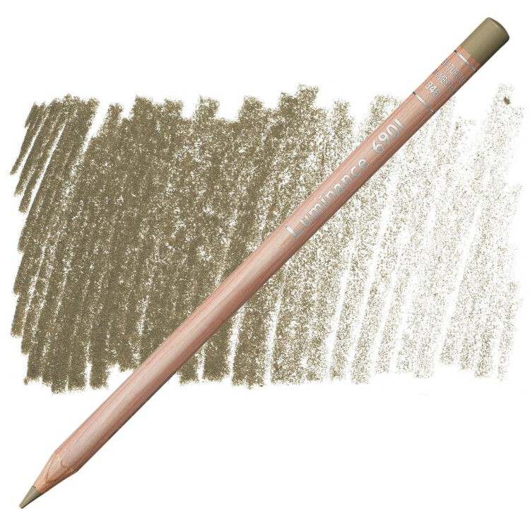 LAPIS LUMINANCE 846 RAW UMBER 50 AVULSO