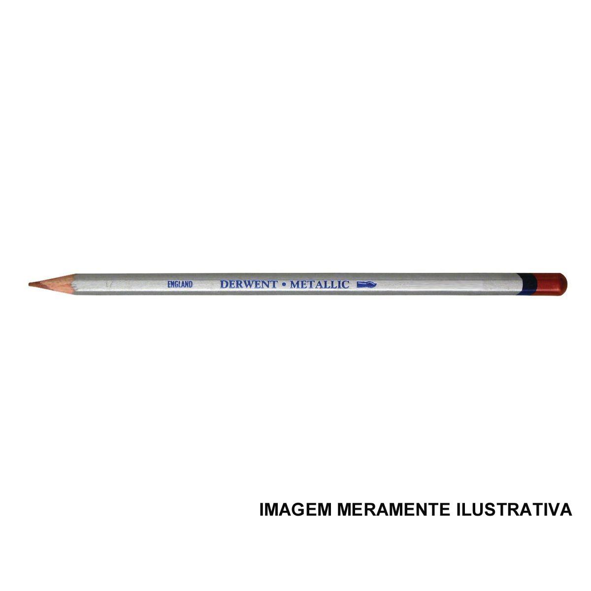 Lápis Metallic Red (nº 18) un.