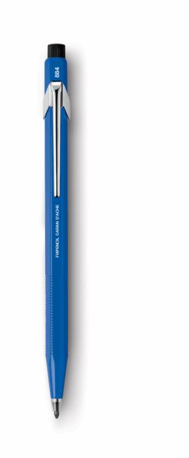Lapiseira 2mm Carandache Fixpencil Junior Azul
