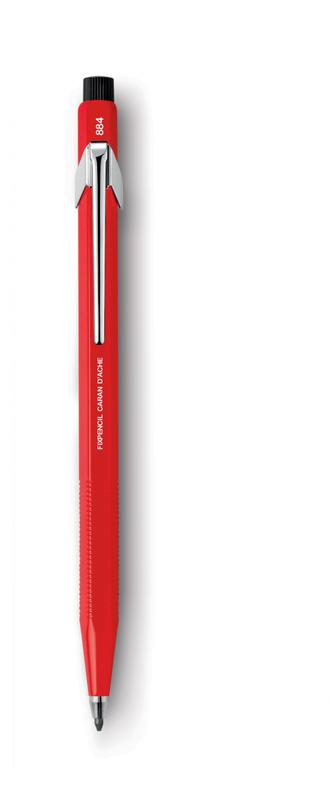 Lapiseira 2mm Carandache Fixpencil Junior Vermelho