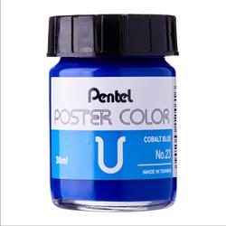 TINTA POSTER COLOR-AZUL COBALT (T23)