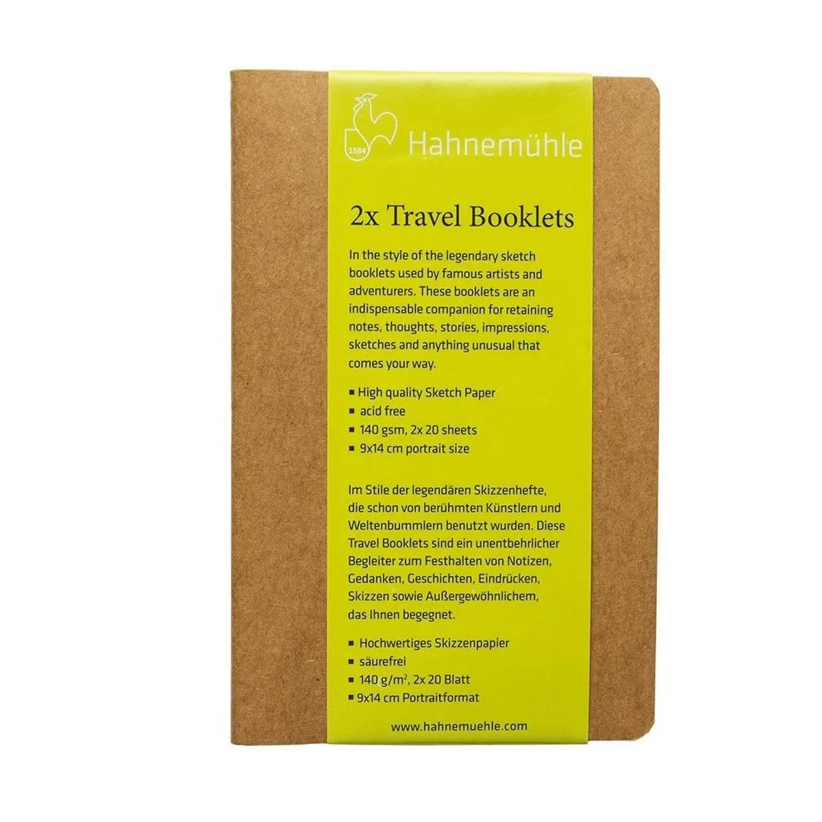 TRAVEL BOOKLETS 140gms 9x14 RETRATO 10628394