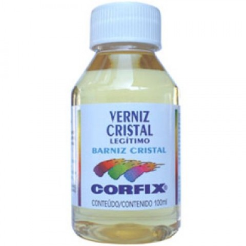 VERNIZ CRISTAL 100 ML -PET