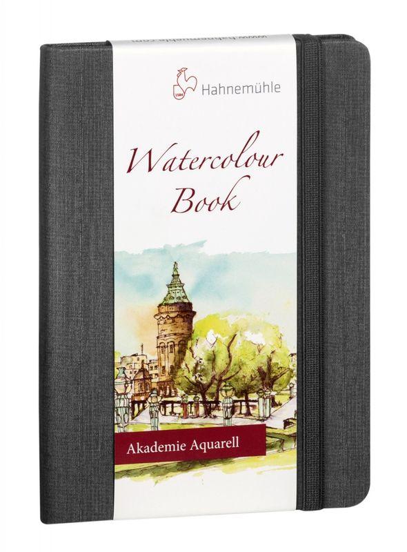 Watercolour Book A5 200g C.Preta Retrato 10628814