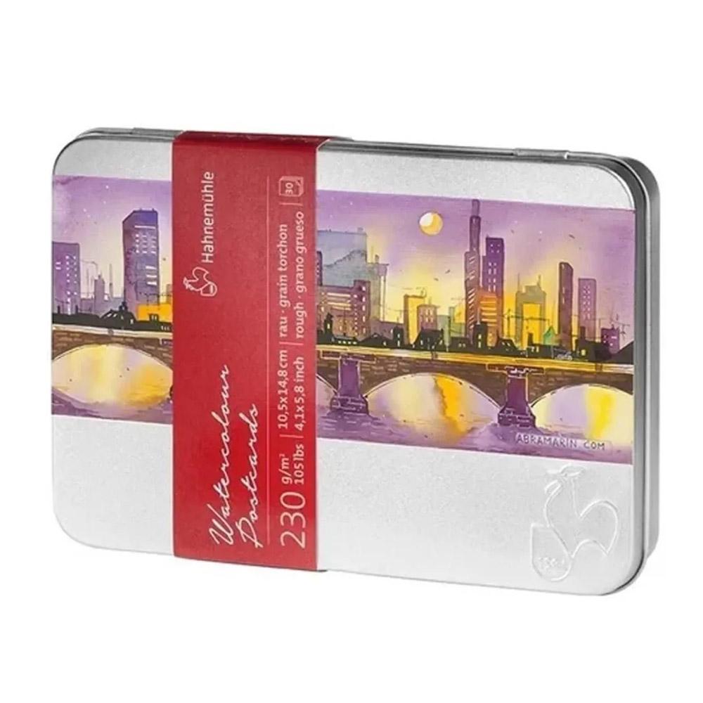 Watercolour Postcards 230g Txt.Rugosa 30f 10650000