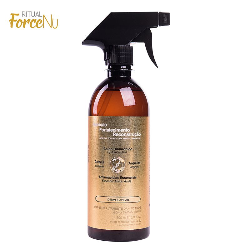 Água Reparadora Walory Professional Power ForceNu 500ml