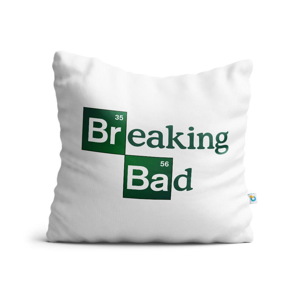 Almofada Breaking Bad Logo