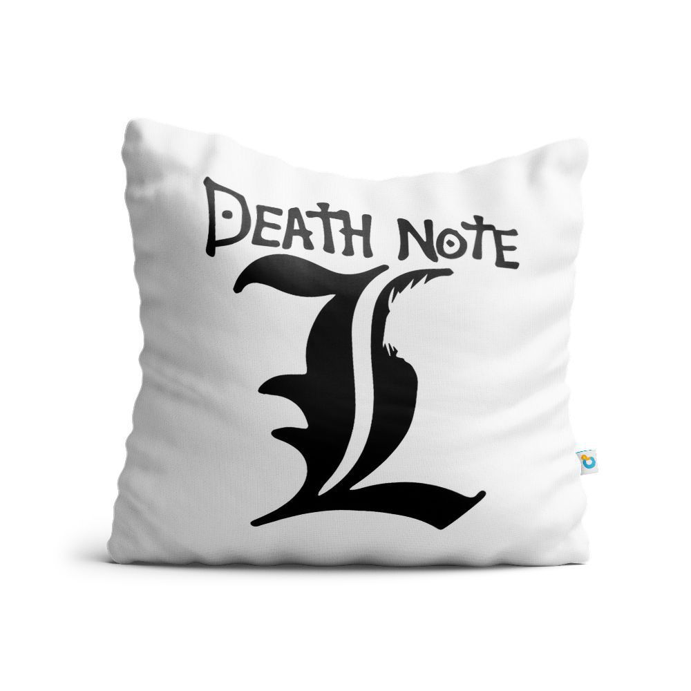 Almofada Death Note L