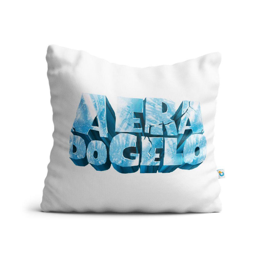 Almofada Era Do Gelo Logo