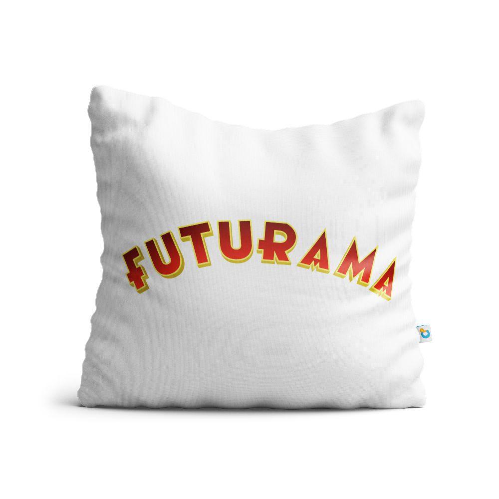 Almofada Futurama Logo