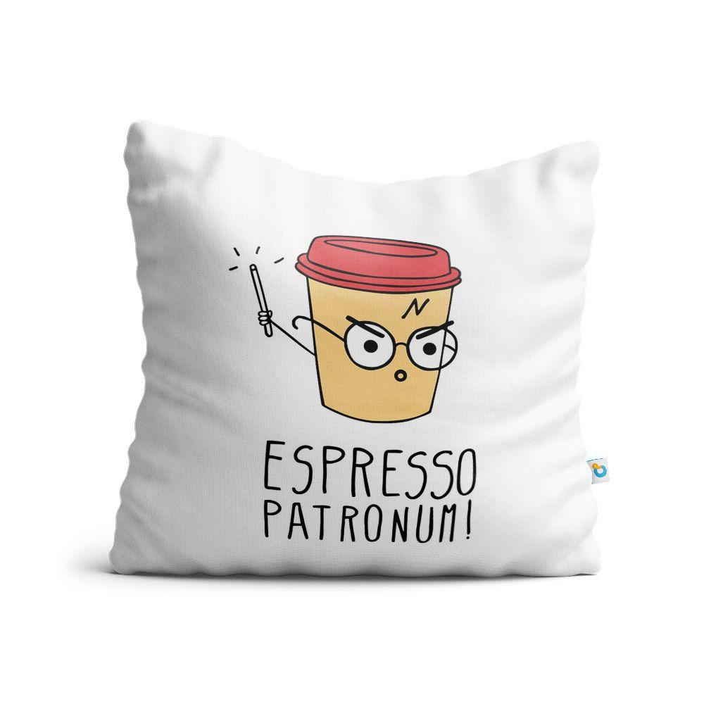 Almofada Harry Potter Espresso Patronun