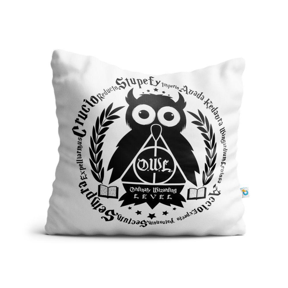 Almofada Harry Potter Magias