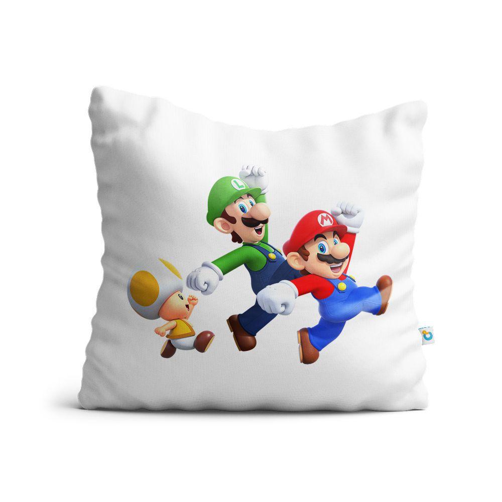 Almofada Mario Personagens