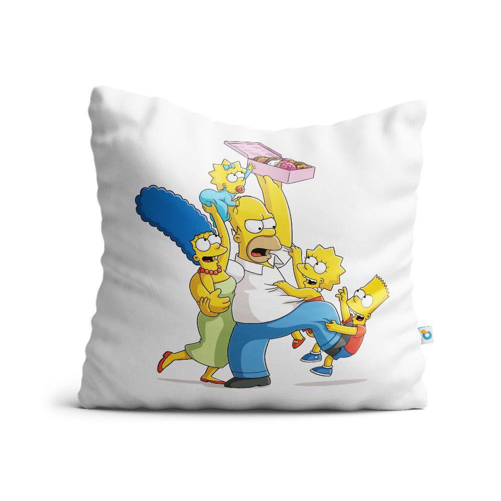 Almofada Simpsons Família 02