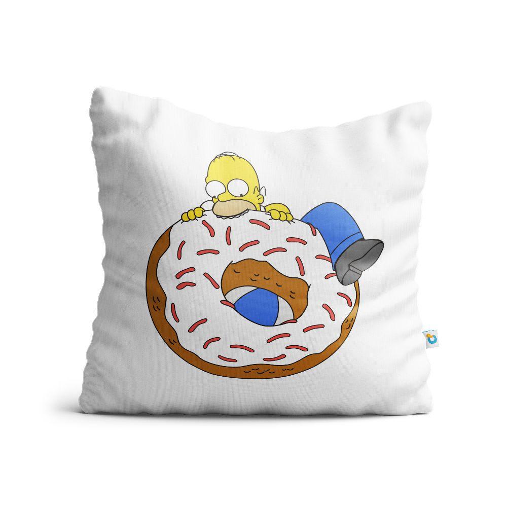 Almofada Simpsons Rosquinha