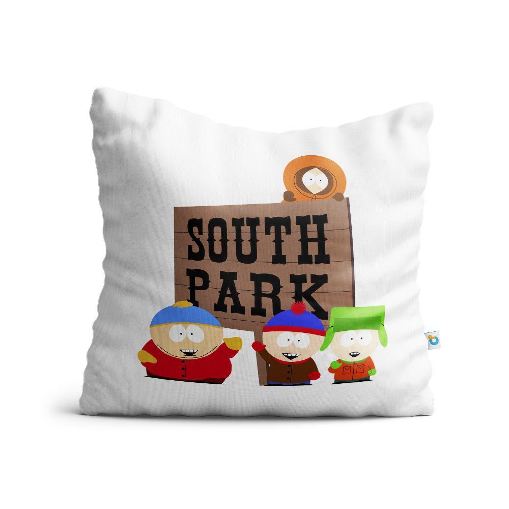 Almofada South Park Placa