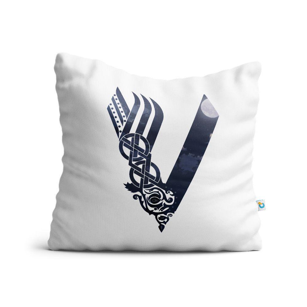 Almofada Vikings Logo