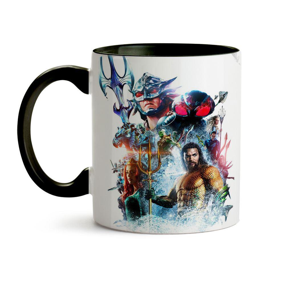 Caneca Aquaman