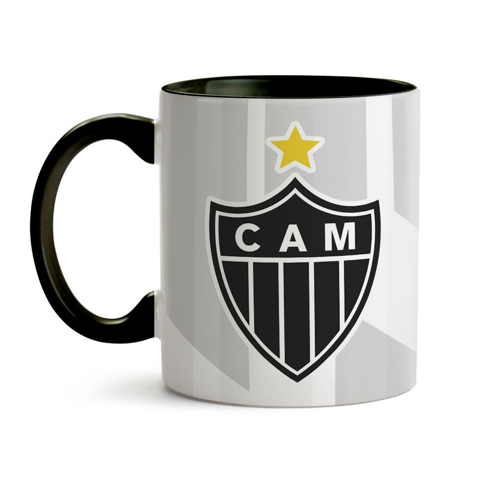 Caneca Atlético Mineiro - Galo Forte