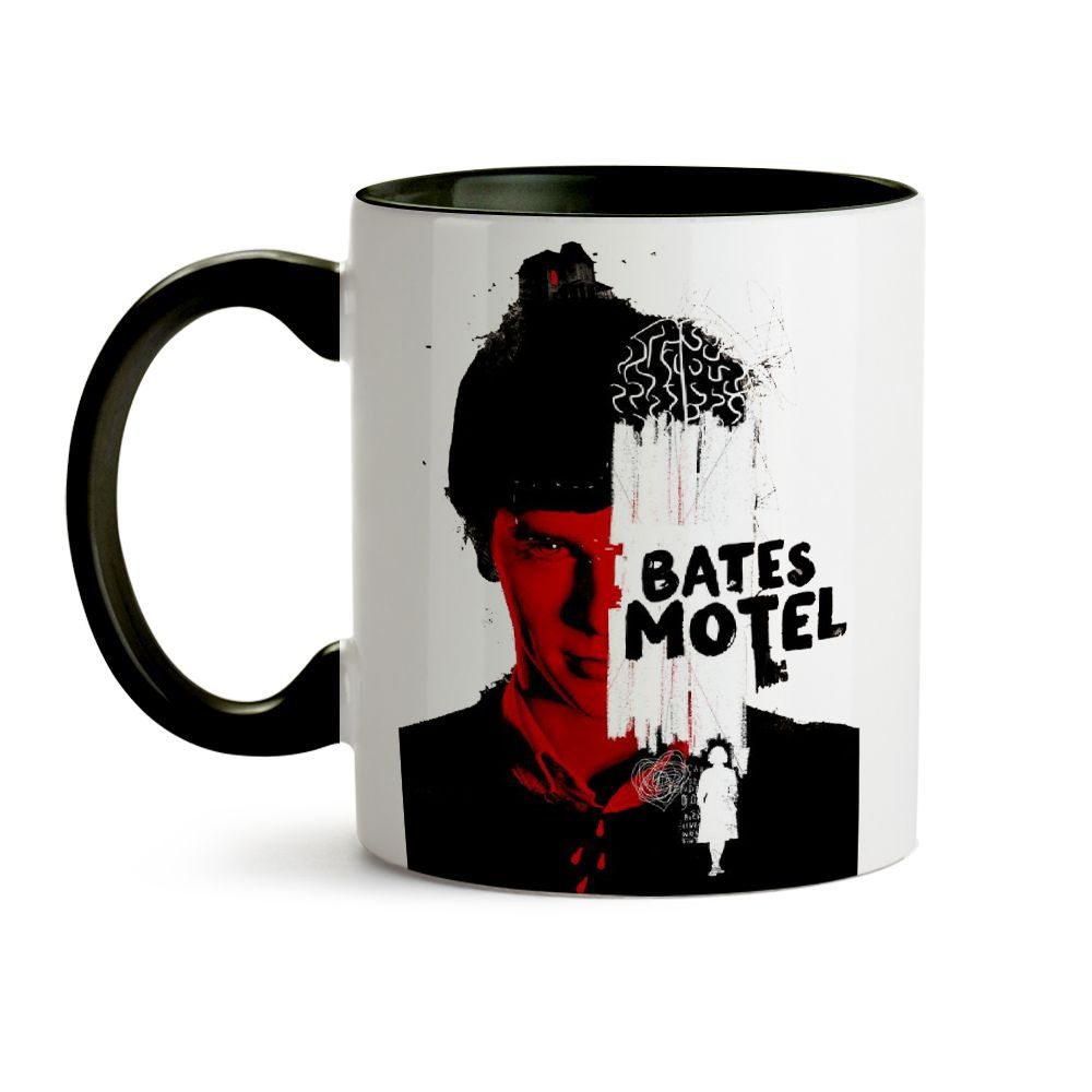Caneca Bates Motel Norman