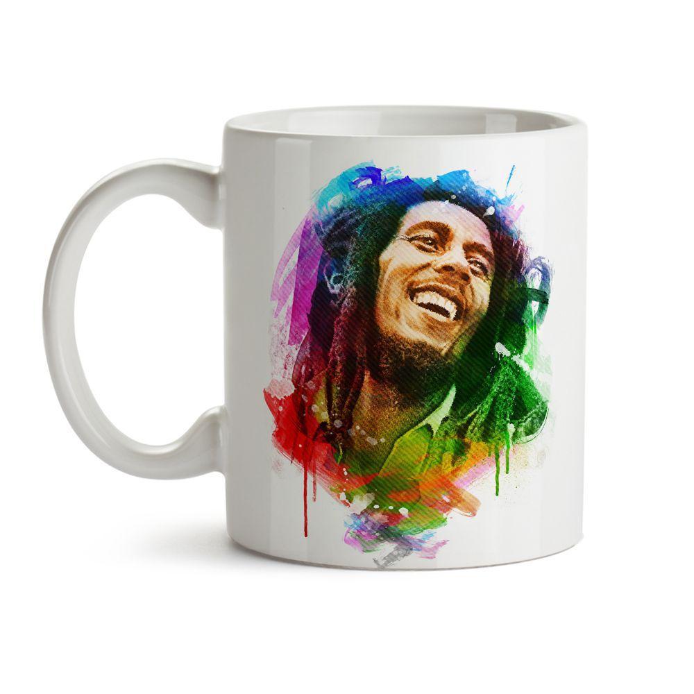 Caneca Bob Marley