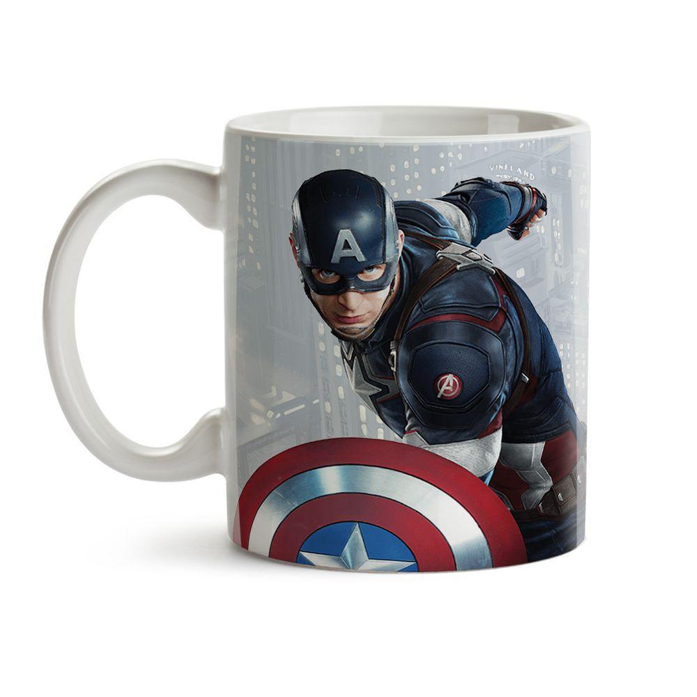 Caneca Capitão América