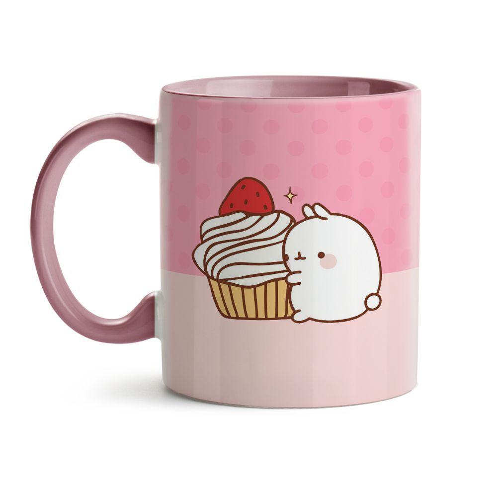Caneca Comidinhas Abraço Cupcake
