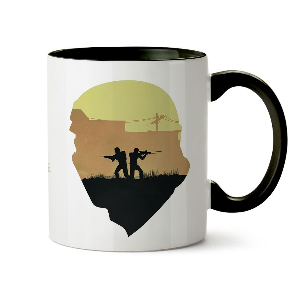Caneca Counter Strike Go 07