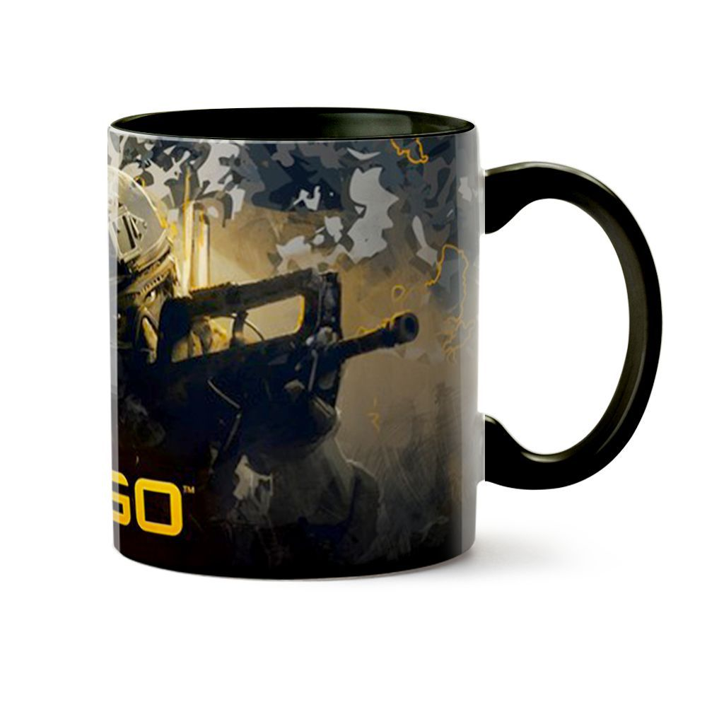 Caneca Counter Strike Go