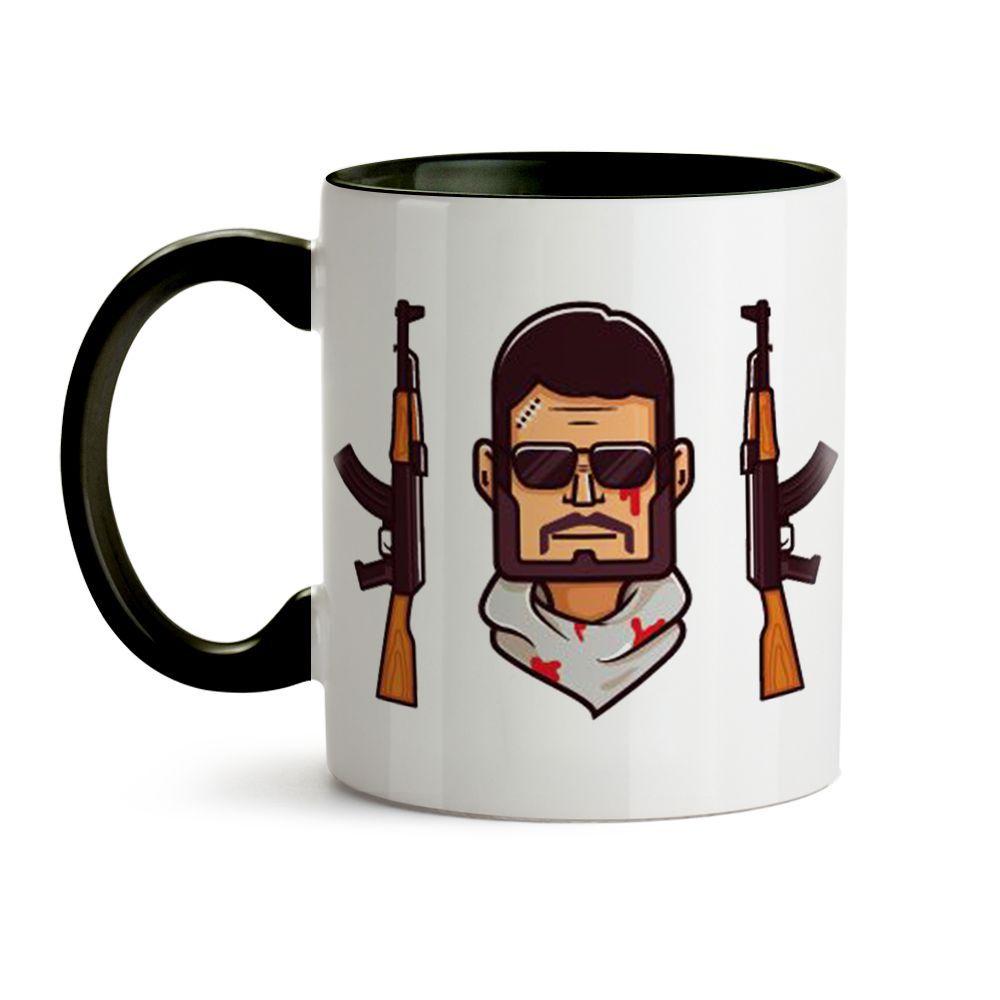 Caneca Counter Strike Go - Terror 03