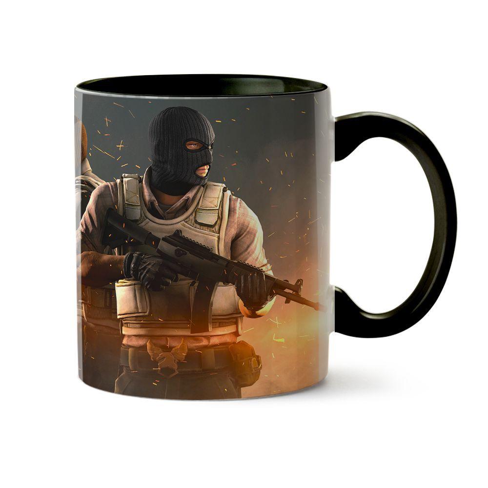 Caneca Counter Strike Go - Terror