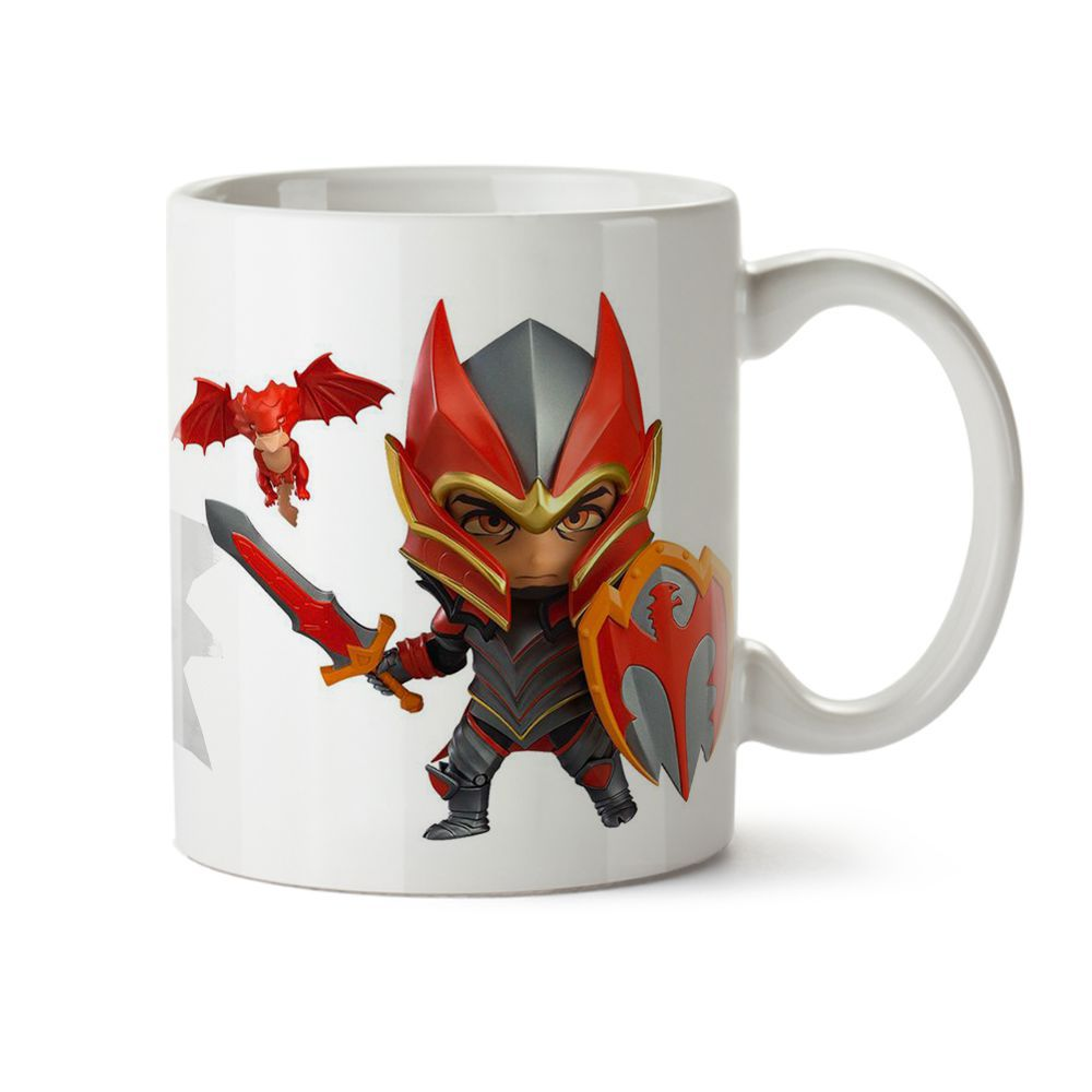 Caneca Dota 2 - Dragon Knight