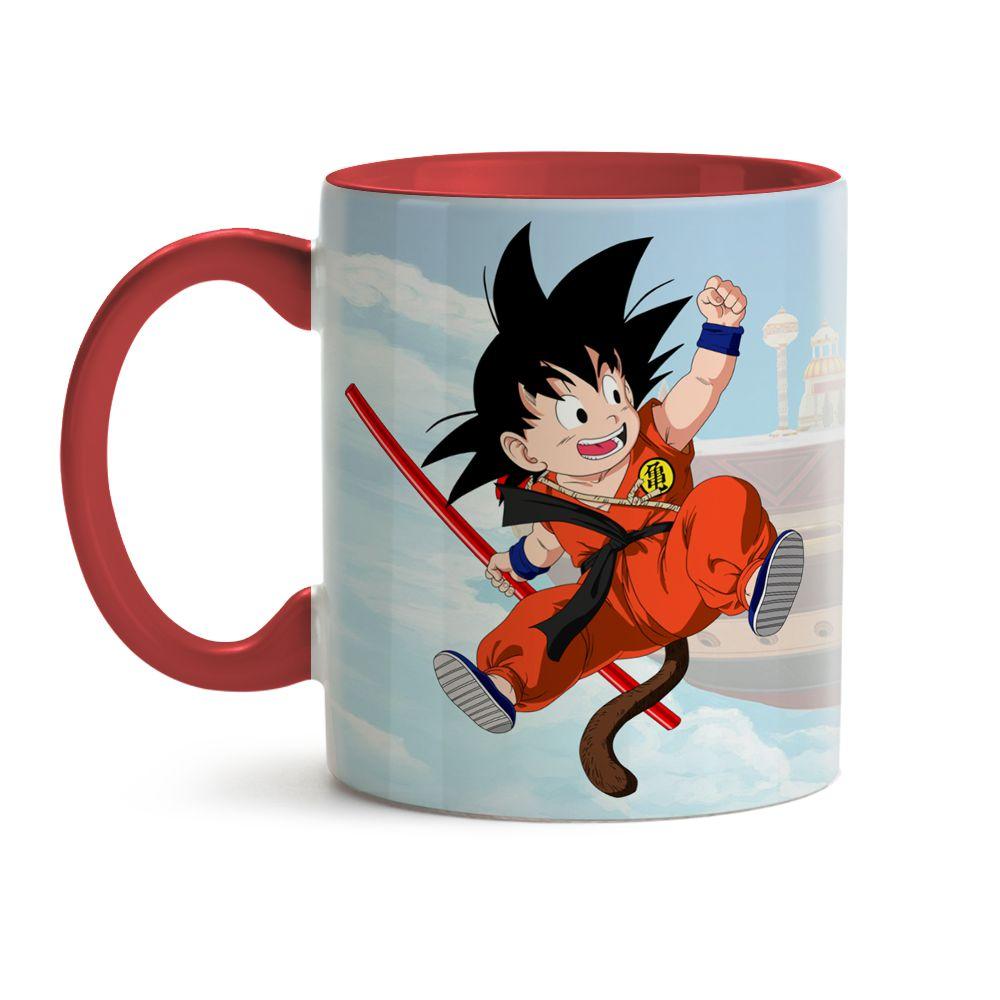 Caneca Goku Kid Dragon Ball Z 04