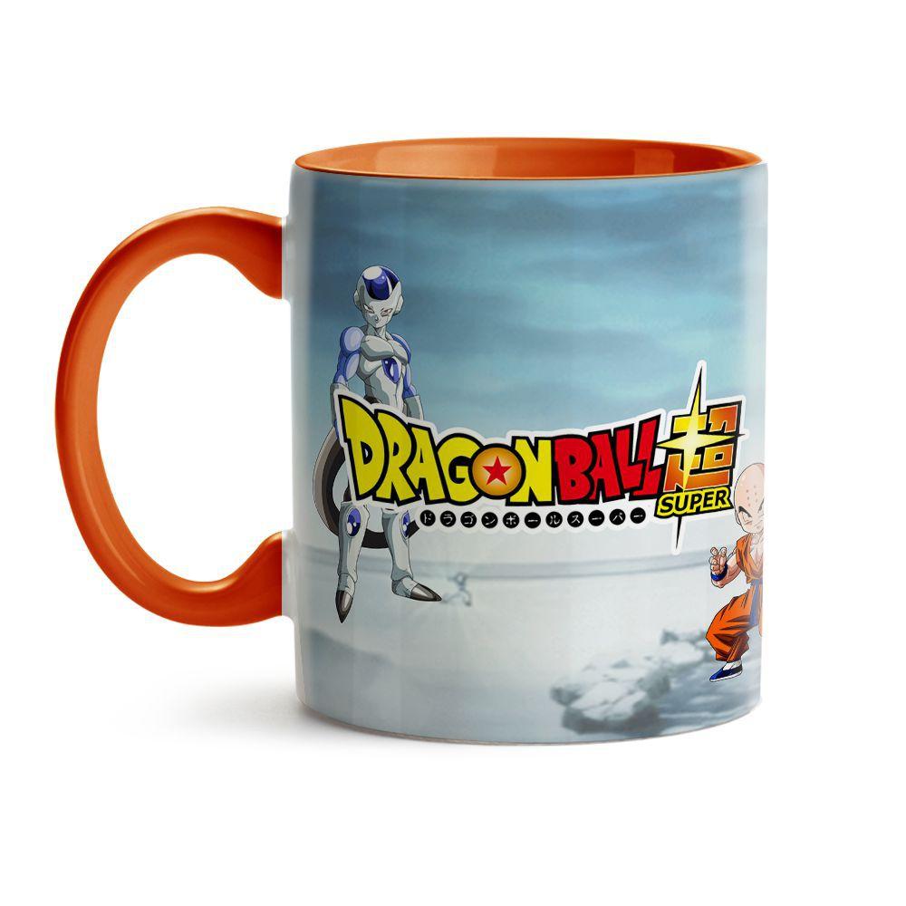 Caneca Dragon Ball Super Personagens