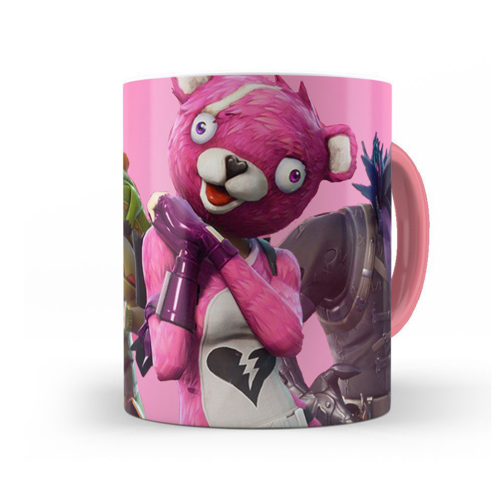 Caneca Game - Fortnite O3