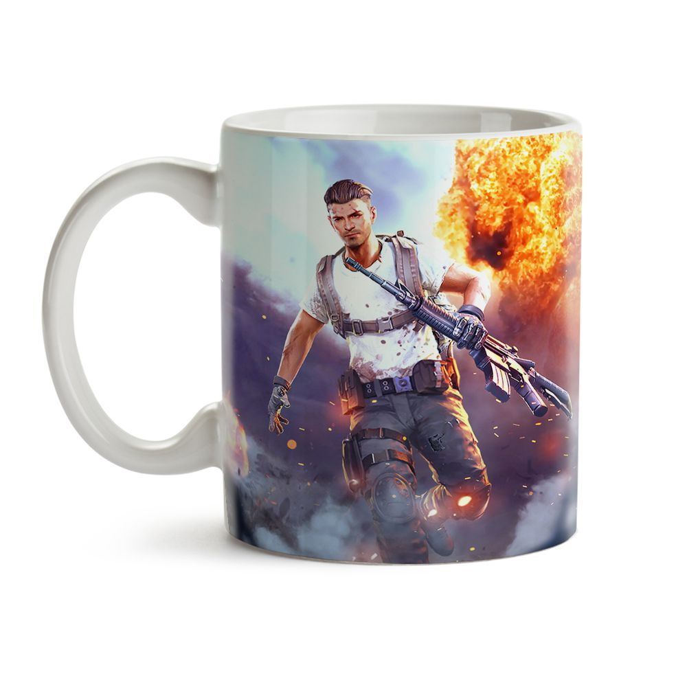 Caneca Game - Freefire 08