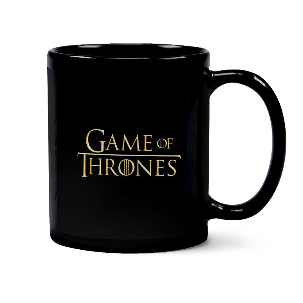 Caneca Game Of Thrones Daenerys Black 02