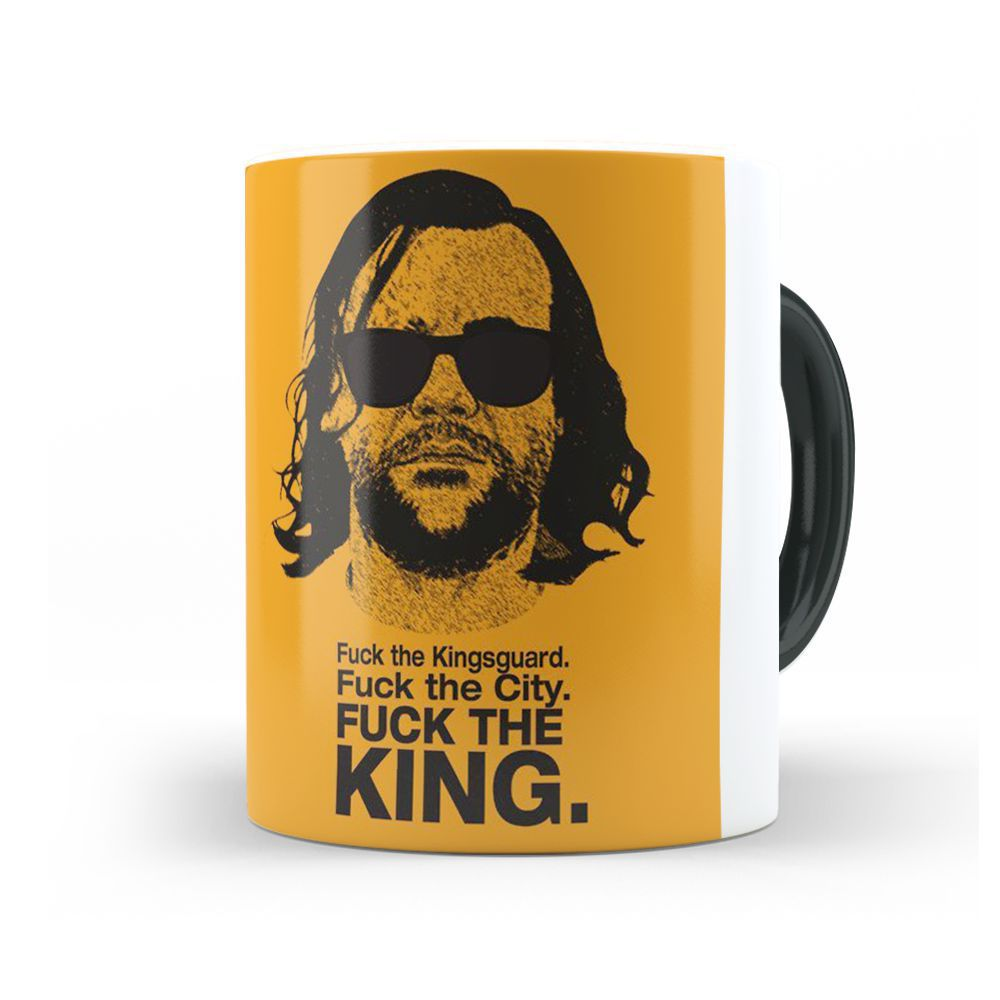 Caneca Game Of Thrones F. The King
