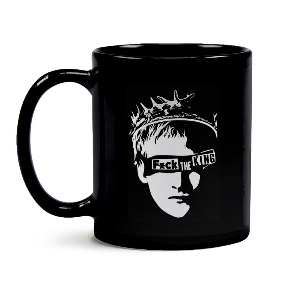 Caneca Game Of Thrones F. The King Black